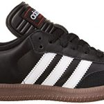 His: Adidas Samba Classic Leather Soccer Shoe