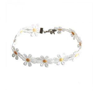 Daisy-Flower-Choker