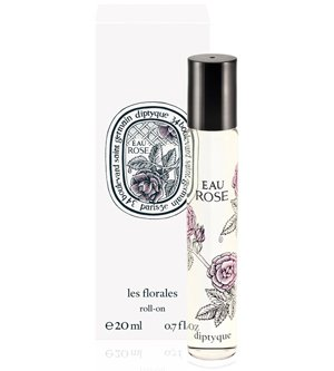 Diptyque Eau Rose Roll On Cologne