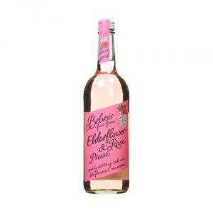 Elderflower & Rose Sparkling Drink