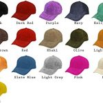 Suede Leather Baseball Cap