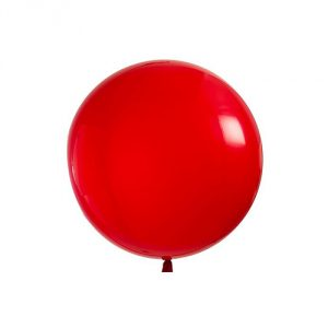 Giant Balloons, Red