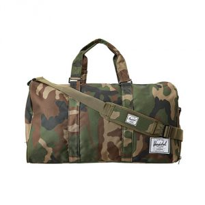 Herschel Supply Co. Camo Duffel Bag