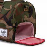 Herschel Supply Co. Camo Duffel Bag