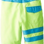 Hurley Big Boys' Block Party Boardshort - Volt