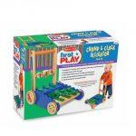 Melissa & Doug Alligator Push Toy