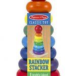 Melissa & Doug Rainbow Stacker