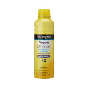 Neutrogena SPF 70 Beach Defense Sunscreen Spray