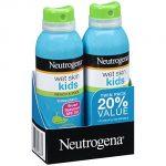 Neutrogena SPF 70+ Suncreen Sprays