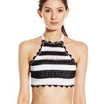 PilyQ Stardust Halter Bikini Top