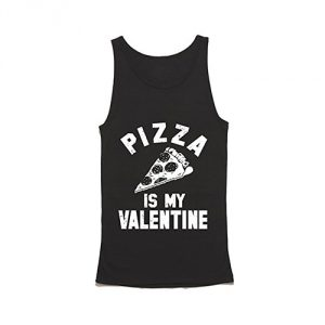 Pizza-Is-My-Valentine-Tank-Top