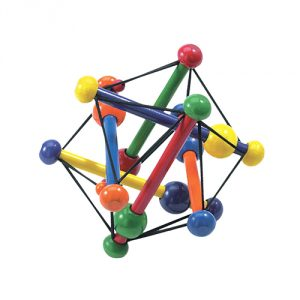 Rattle-and-Teether-Grasping-Toy