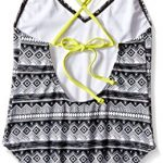 Roxy Girls' Gypsy Geo One Piece