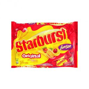 Starburst Fun Size Packs
