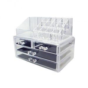 Acrylic-Cosmetics-Organizer