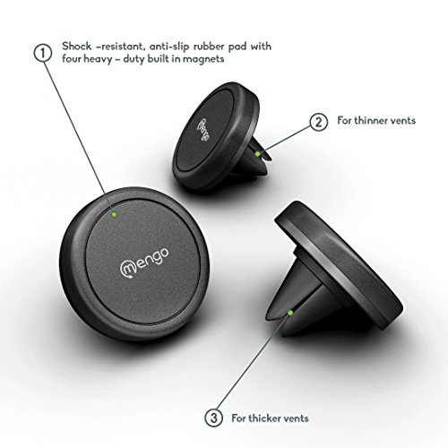 Mini Magnetic Smartphone Car Mount Love The Edit