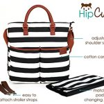Hip Cup Diaper Bag and Changer