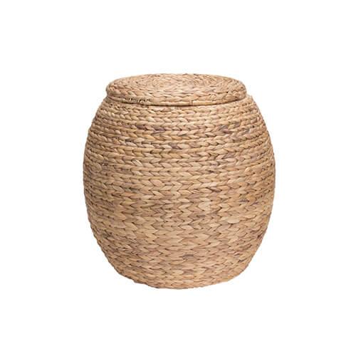Large Round Wicker Basket