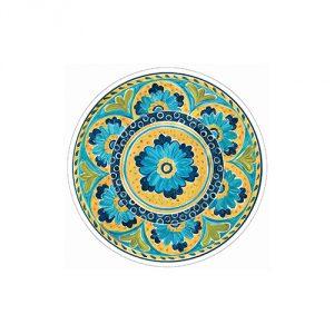 Mexican-Tile-Coaster-Set