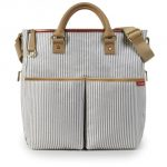 Skip Hop Diaper Bag - French Stripe