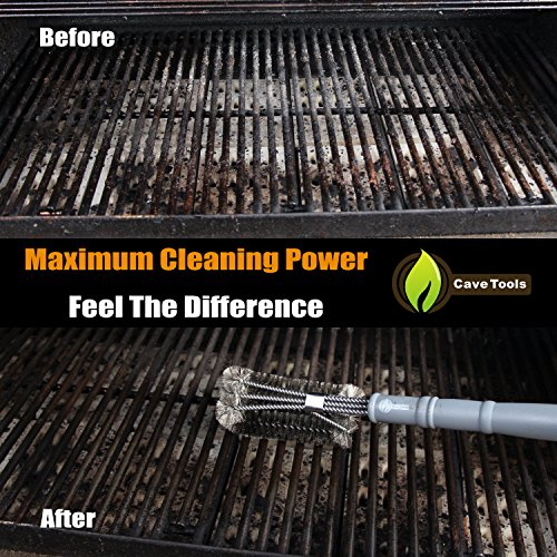 bbq grill brush - Stainless Steel Grill Grates