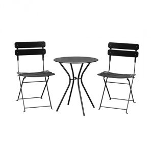 Bistro-Dining-Set-Black