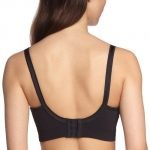 Body Silk Seamless Nursing Bra Black LG