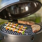 Charcoal Barbecue Grill and Smoker