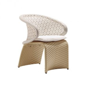 Exotica-Dining-Chair-with-Cushion-White-Grey