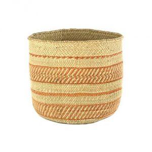 Handmade Woven African Basket