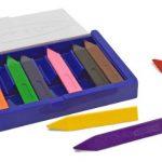 Melissa & Doug Jumbo Triangular Crayons