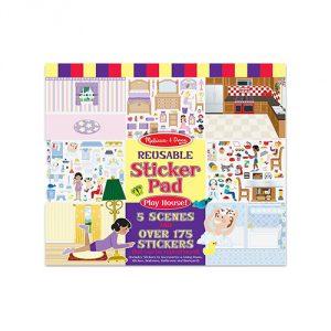 Melissa-Doug-Play-House-Reusable-Sticker-Pad