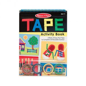 Melissa-Doug-Tape-Activity-Book