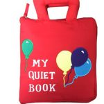 My Quiet Book, Fabric Activity Book