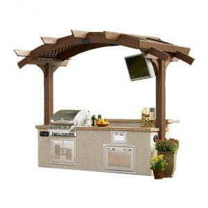 Outdoor BBQ Island - Sonoma