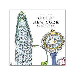 Secret-New-York-Color-Your-Way-to-Calm