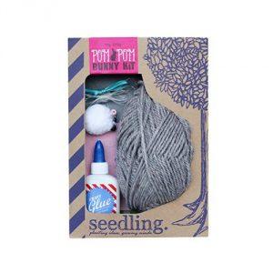 Seedling-My-Little-Pom-Pom-Bunny-Craft-Kit