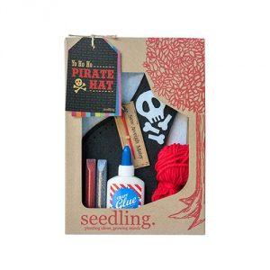 Seedling Yo Ho Ho Pirate Hat Kit