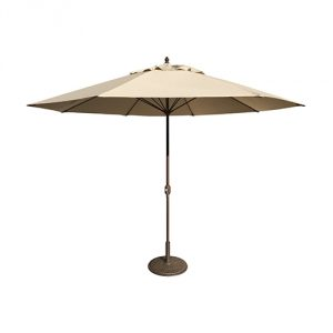 Tropishade Umbrella with Beige Olefin Cover