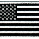 PATCHES American Flag