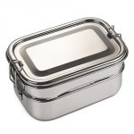 Three Layer Stainless Steel Lunch Box Set