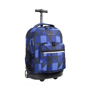 Block-Navy-J-World-New-York-Sunrise-Rolling-Backpack