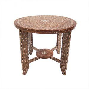 Bone-Inlay-Side-Table