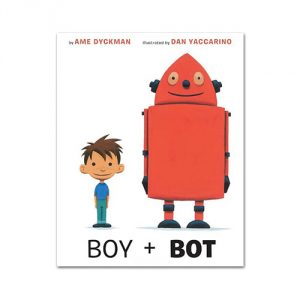 Boy-and-Bot