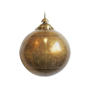 Brass Ball Lantern