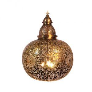 Brass-Globe-Lantern