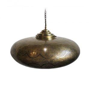 Brass UFO Lantern