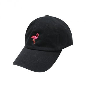 Canvas-Cap-Flamingo