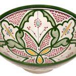 Moroccan Handmade Serving Bowl