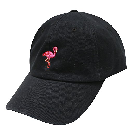 Canvas Cap Flamingo Love The Edit